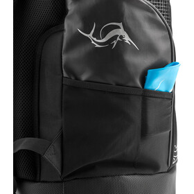 sailfish Cape Town Mochila, black/silver